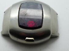 PULSAR USATO CASE LED senza fabbrica without movement for parts (k357)