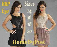 Sequin Party Regular Size Dresses for Women