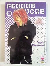 Febbre del Cuore n. 5 di Kaho Miyasaka - Lui il Primo Amore OFFERTA! * Panini