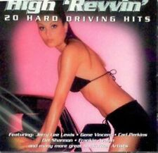 High 'Revvin' - 20 Hard Driving Hits Jerry Lee Lewis, Bill Haley, Gene Vi.. [CD]