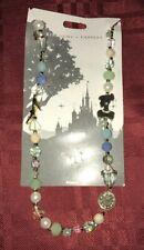 Disney Parks Kingdom Castles Princess Cinderella Necklace New