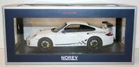 Norev 1/18 Scale 187561 - 2010 Porsche 911 GT3 RS - White