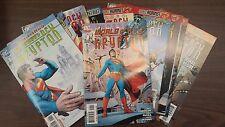 Superman Comic Lot world of krypton 1-12 vf+ bagged