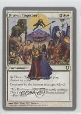 2004 Magic: The Gathering - Unhinged Booster Pack Base 8 Drawn Together Card 1m8