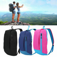 10L Waterproof 600D Backpack Shoulder Hiking Pack Outdoor Camping Travel Bag SD