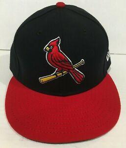 JIMENEZ 2020 GAME USED ALT St. Louis Cardinals size 7 1/4 Team HAT MLB holo