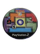Tetris Worlds Sony Play Station 2 2002 PS2 Disc Only