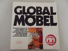 70er Möbel Katalog Global Möbel Innenarchitektur Designer