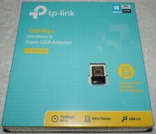 TP-LINK TLWN725N 150Mbps Wireless N Nano USB Adapter NEW