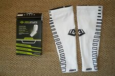 Abd Athlete Sports Co 00004000 mpression Arm Sleeve White Large New