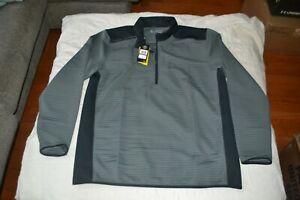 Under Armour Men's UA Storm Daytona ½ Zip Golf Jacket 1346796-012 SZ XXL