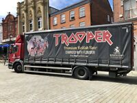 Iron Maiden Trooper Beer Robinsons Truck Photos x4