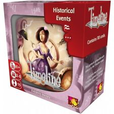Asmodee ASMCARCH03UK Timeline Historical Events