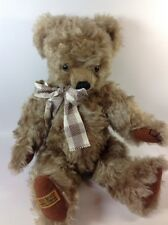 """Merrythought Limited Edition Magnet Bear 16"""" Brand New With Tags 155/500"""
