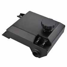 Alloy Fabricated Coolant Recovery Tank Ford Falcon BA BF XR6 XR8 FPV GT FG BLK
