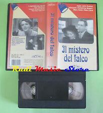 VHS film IL MISTERO DEL FALCO Huston Humphrey Bogart LEGOCART 020 (F42) no dvd