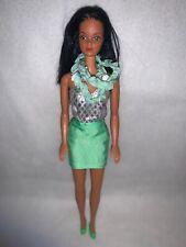 Original Vintage 1975 Mattel Hawaiian Barbie Steffie Face Doll #7470 HTF