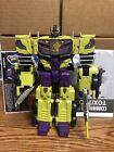 Transformers combiner Wreckage FCC 5.0 Toxitron complete