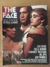 The Face magazine September 1981