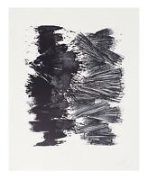 Tony Cragg, original Lithografie, signiert und nummeriert.