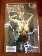ULTIMATE Vision n°1 of 5 2007  Marvel Comics  [SA33]