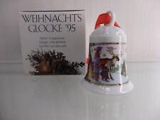 Weihnachtsglocke Hutschenreuter 1995