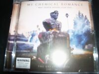 My Chemical Romance May Death Never Stop You (Australia) Greatest Hits CD – New