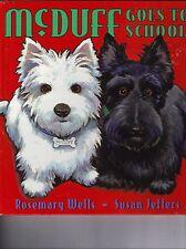 ~SCOTTIE SCOTT~Scottish terrier WESTIE WESTHIGHLAND WHITE TERRIER DOG  HC