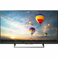 "Sony 49"" Black Ultra HD 4K HDR LED Motionflow XR 240 Smart HDTV - XBR-49X800E"