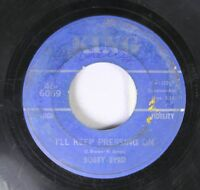 Hear! Funk 45 Bobby Byrd - I'Ll Keep Pressing On / I Found Out On King