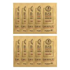 [SKINFOOD_SP] Black Sugar Perfect First Serum 2X Essential Samples (4ml x 10pcs)