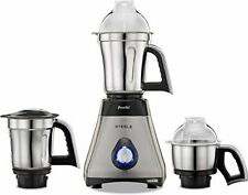 New Preethi MG-212 Mixer Grinder Max Steel with Small Kitchen Appliances