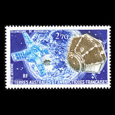 TAAF 1978 - Satellite Research Space - Sc C50 MNH