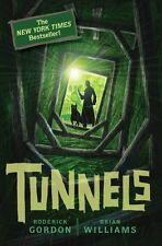 Tunnels (Book 1) by Roderick Gordon, Brian Williams