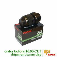 Pentax 18-55mm f/3.5-5.6 AL II SMC DA
