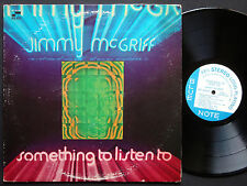 JIMMY MCGRIFF Something To Listen To LP BLUE NOTE BST 84364 US 1970 JAZZ FUNK NM