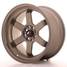 Japan Racing JR12 Alloy Wheel 17x9 - 4x114.3 / 4x100 - ET25 - Bronze