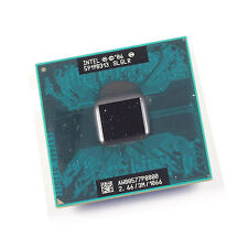 Intel Core 2 Duo P8800 Processor 2.66GHz 3MB 1066Mhz Soclet P SLGLR CPU Mobile