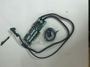 RAID SAS P420 BIG BRACKET + BATTERY + MEMORY + CABLES  631670-B21 / 633538-001