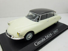 COCHE CITROEN DS19 TIBURON DS 19 1:43 RBA METAL MODEL CAR MINIATURA alfreedom