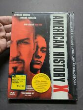 New Sealed American History X Dvd 1998 Ws W deleted scenes special features Look