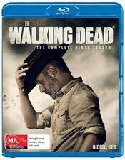 The Walking Dead Season 9 : NEW Blu-Ray