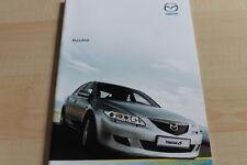136613) Mazda 6 Prospekt 12/2004