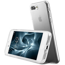 Luxury Ultra Slim Shockproof Silicone Clear Case Cover for iPhone 6s Plus UK
