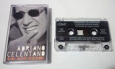 MUSICASSETTA MC ADRIANO CELENTANO-IO NON SO PARLAR D'AMORE- USATA