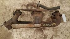 74 CHEVELLE LEFT EXHAUST MANIFOLD WITH AIR 8-307 11762
