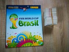 Panini World Cup 2014 : Set Complet + Album neuf Etat impeccable !