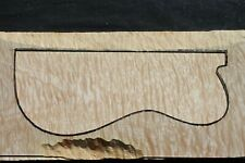 "AWESOME QUILTED MAPLE 22 1/4"" X 9 3/4"" X 2 3/16"": GUITAR, LUTHIER, CRAFT, SCALES"