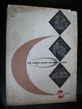 1957 ALLISON TORQMATIC DRIVES BROCHURE BOOK