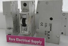 Siemens 5SX21 4Amp Single Pole MCB C4 Breaker 5SX21-C04 Type C 4 Amp